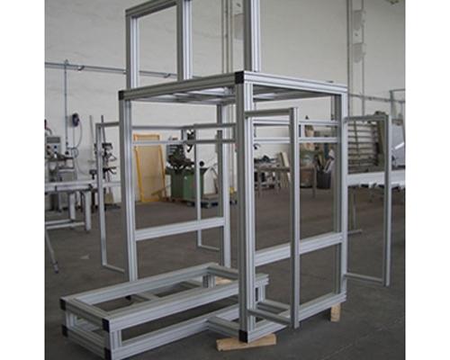 设备铝型材框架
