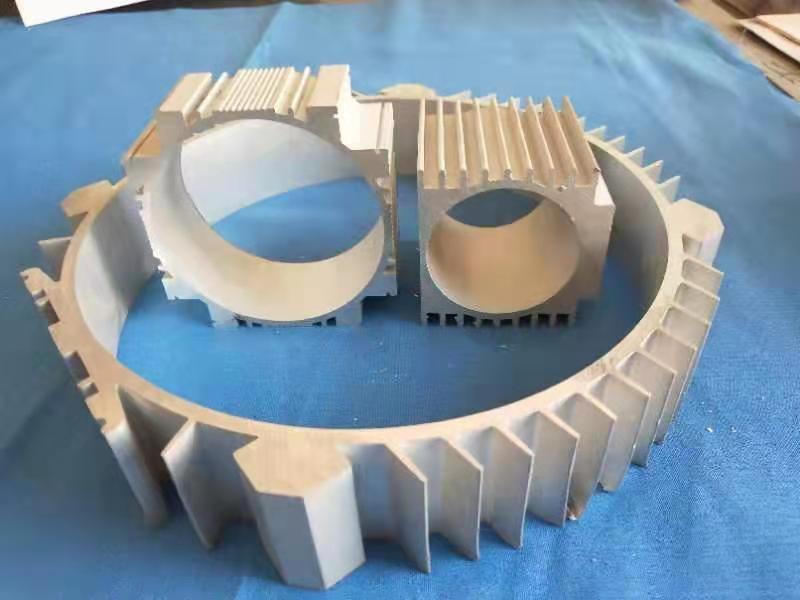 工业铝型材的应用